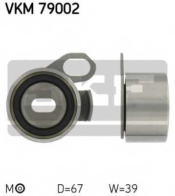 Натяжной ролик ременя ГРМ SKF VKM 79002 - изображение