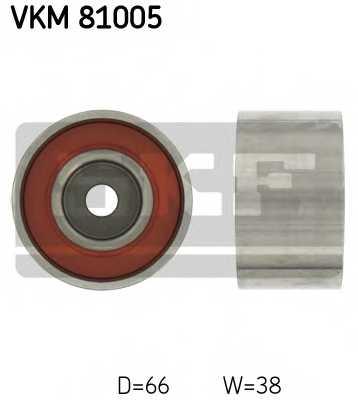 Паразитный / ведущий ролик зубчатого ремня SKF VKM 81005 - изображение