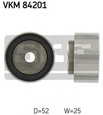 Паразитный / ведущий ролик зубчатого ремня SKF VKM 84201 - изображение