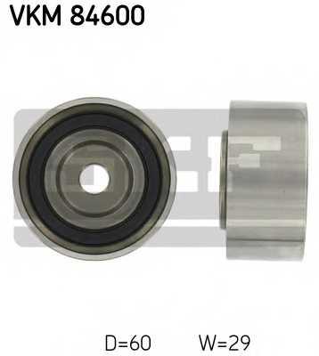 Паразитный / ведущий ролик зубчатого ремня SKF VKM 84600 - изображение