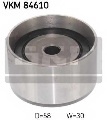 Паразитный / ведущий ролик зубчатого ремня SKF VKM 84610 - изображение