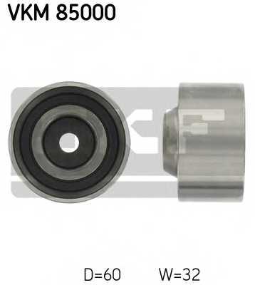 Паразитный / ведущий ролик зубчатого ремня SKF VKM 85000 - изображение