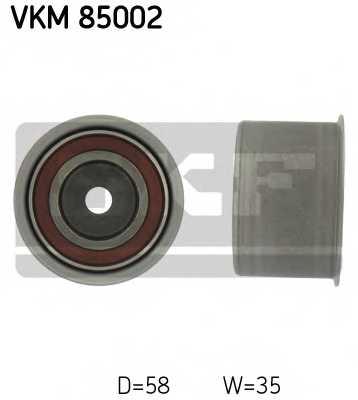 Паразитный / ведущий ролик зубчатого ремня SKF VKM 85002 - изображение