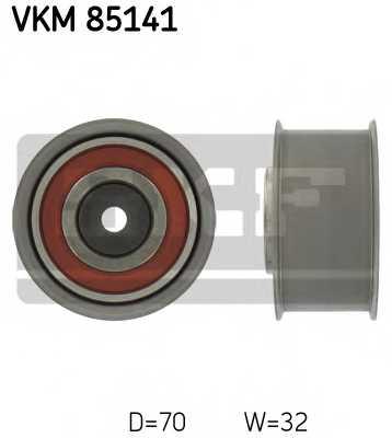 Паразитный / ведущий ролик зубчатого ремня SKF VKM 85141 - изображение