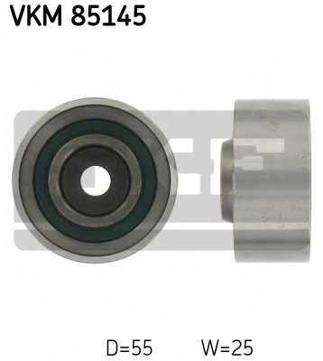 Паразитный / ведущий ролик зубчатого ремня SKF VKM 85145 - изображение