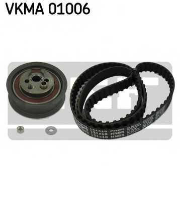 Комплект ремня ГРМ SKF VKMA01006 - изображение