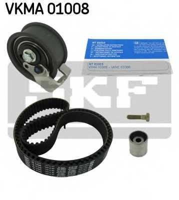 Комплект ремня ГРМ SKF VKMA 01008 - изображение 1