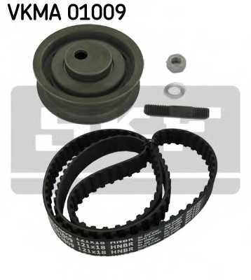 Комплект ремня ГРМ SKF VKMA 01009 - изображение