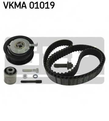 Комплект ремня ГРМ SKF VKMA 01019 - изображение 1