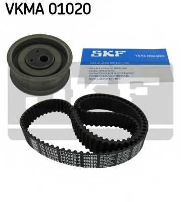 Комплект ремня ГРМ SKF VKMA 01020 - изображение 1