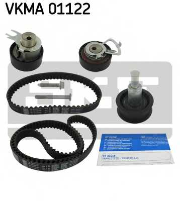 Комплект ремня ГРМ SKF VKMA 01122 - изображение