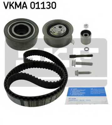Комплект ремня ГРМ SKF VKMA 01130 - изображение 1