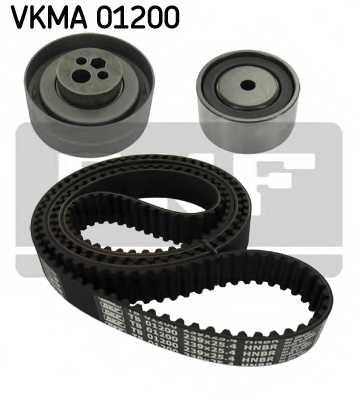 Комплект ремня ГРМ SKF VKMA 01200 - изображение 1