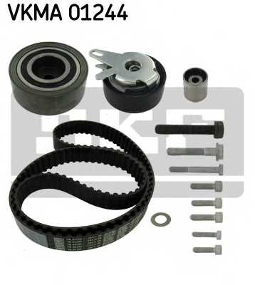 Комплект ремня ГРМ SKF VKMA 01244 - изображение