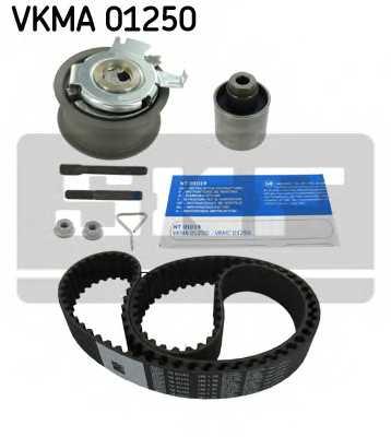 Комплект ремня ГРМ SKF VKMA 01250 - изображение 1