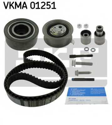 Комплект ремня ГРМ SKF VKMA 01251 - изображение 1
