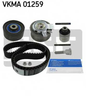 Комплект ремня ГРМ SKF VKMA 01259 - изображение 1