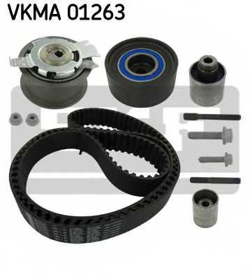 Комплект ремня ГРМ SKF VKMA 01263 - изображение 1