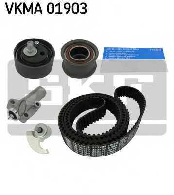 Комплект ремня ГРМ SKF VKMA 01903 - изображение 1