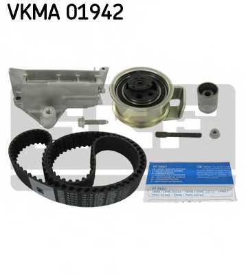 Комплект ремня ГРМ SKF VKMA 01942 - изображение