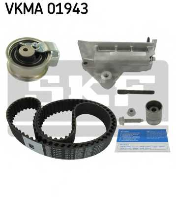 Комплект ремня ГРМ SKF VKMA 01943 - изображение