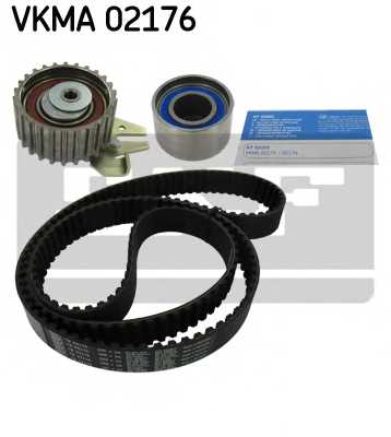 Комплект ремня ГРМ SKF VKMA 02176 - изображение 1