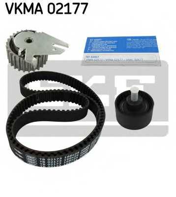 Комплект ремня ГРМ SKF VKMA 02177 - изображение 1