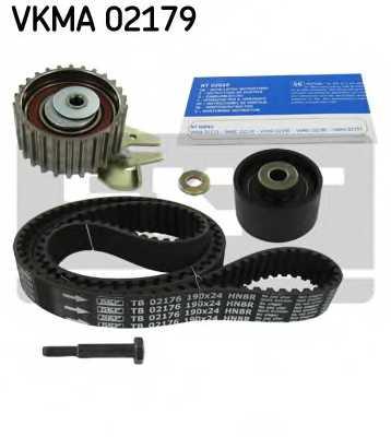 Комплект ремня ГРМ SKF VKMA 02179 - изображение