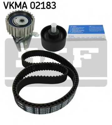 Комплект ремня ГРМ SKF VKMA 02183 - изображение 1