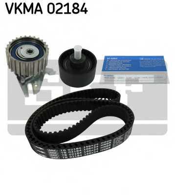 Комплект ремня ГРМ SKF VKMA 02184 - изображение 1