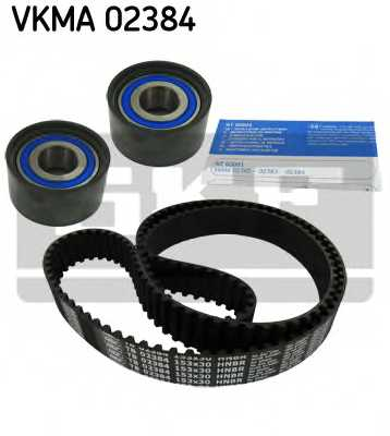Комплект ремня ГРМ SKF VKMA 02384 - изображение