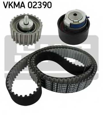 Комплект ремня ГРМ SKF VKMA 02390 - изображение