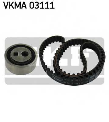 Комплект ремня ГРМ SKF VKMA 03111 - изображение