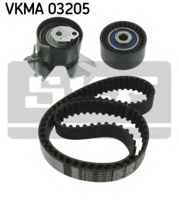 Комплект ремня ГРМ SKF VKMA 03205 - изображение