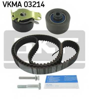 Комплект ремня ГРМ SKF VKMA 03214 - изображение