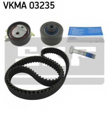 Комплект ремня ГРМ SKF VKMA 03235 - изображение