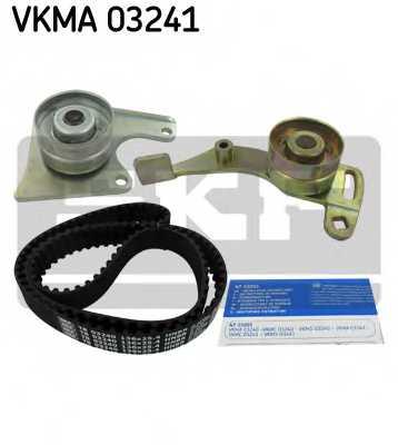 Комплект ремня ГРМ SKF VKMA 03241 - изображение
