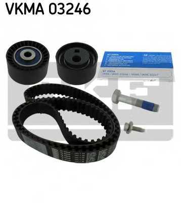 Комплект ремня ГРМ SKF VKMA 03246 - изображение 1