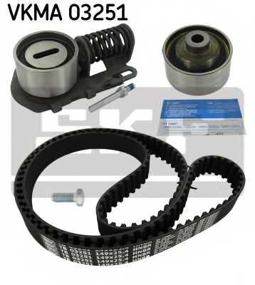Комплект ремня ГРМ SKF VKMA 03251 - изображение 1