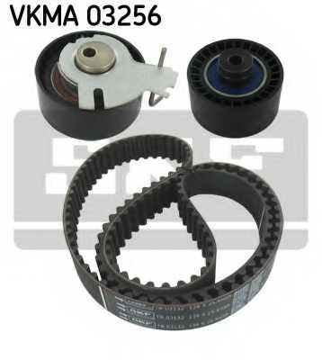 Комплект ремня ГРМ SKF VKMA 03256 - изображение