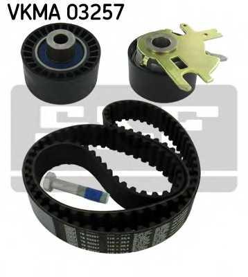 Комплект ремня ГРМ SKF VKMA 03257 - изображение