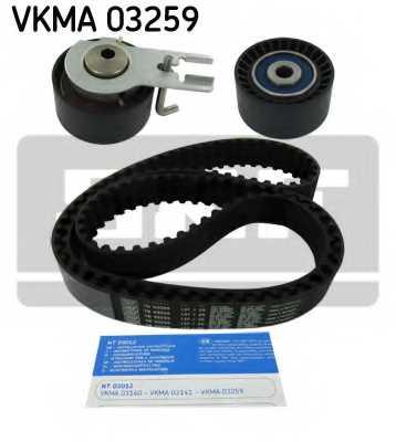 Комплект ремня ГРМ SKF VKMA 03259 - изображение 1