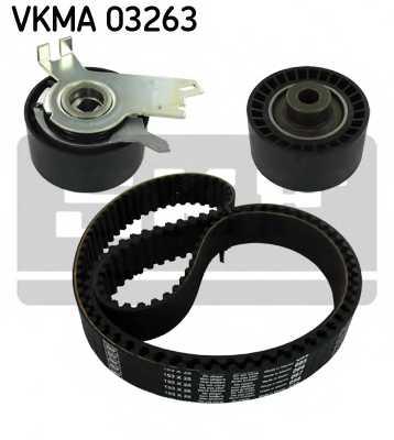Комплект ремня ГРМ SKF VKMA 03263 - изображение