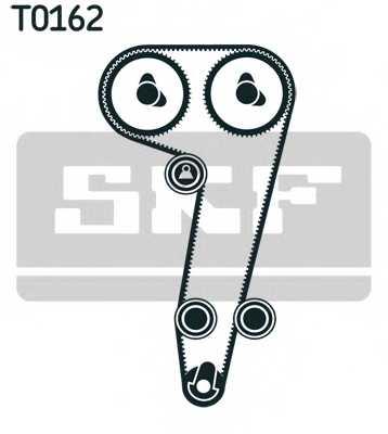 Комплект ремня ГРМ SKF VKMA 04213 - изображение 1