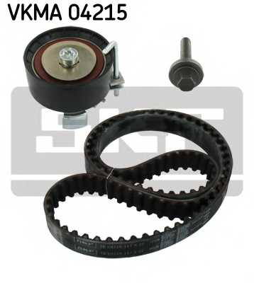 Комплект ремня ГРМ SKF VKMA 04215 - изображение