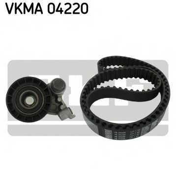 Комплект ремня ГРМ SKF VKMA 04220 - изображение