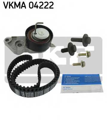 Комплект ремня ГРМ SKF VKMA 04222 - изображение 1