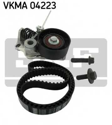 Комплект ремня ГРМ SKF VKMA 04223 - изображение