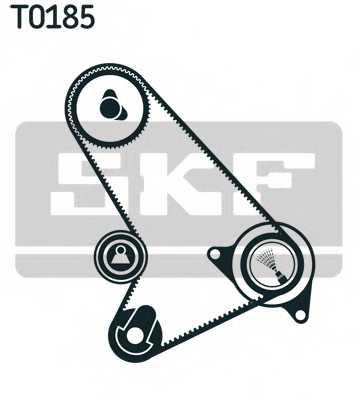 Комплект ремня ГРМ SKF VKMA04304 - изображение 1