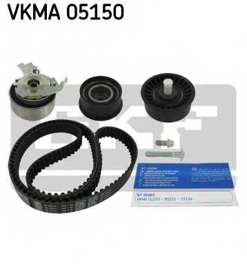 Комплект ремня ГРМ SKF VKMA 05150 - изображение 1